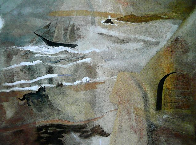 Ben Nicholson--Wrong Century, Right Place