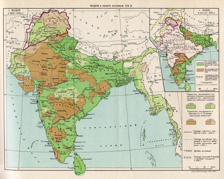 1830india