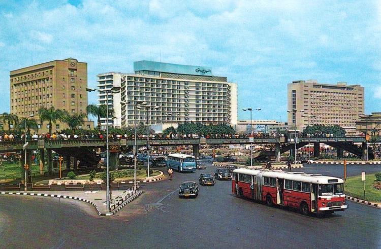 Egypt+Cairo+La+Place+Tahrir