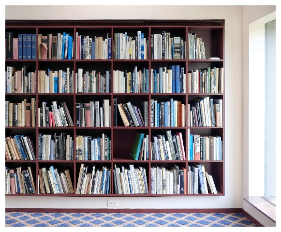 Candida_Hofer_Philip_Johnson_Library_New_Canaan